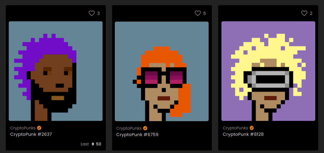 CryptoPunks NFT