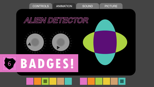ZIM Badges - Steps to Make an App!