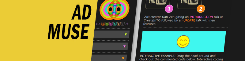 Interactive Advertizing, admusements, advergaming engaging brands with the ZIM JavaScript Canvas Framework