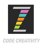 ZIM - Logo - JavaScript Canvas Framework - Learn to Code