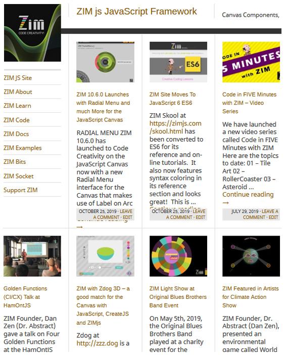 ZIM Blog for latest news