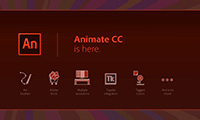 ADOBE ANIMATE - Vector Animation Tool for HTML Canvas coding with JavaScript and CreateJS