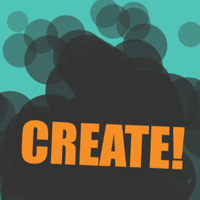 Create on the Canvas made with ZIM JavaScript HTML Canvas Interactive Media Framework powered by CreateJS - ZIMjs