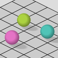 Isometric View on the Canvas made with ZIM JavaScript HTML Canvas Interactive Media Framework powered by CreateJS - ZIMjs