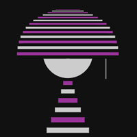 Lepton Lamp Lord - Interactive NFT for the Canvas made with ZIM JavaScript HTML Canvas Interactive Media Framework powered by CreateJS - ZIMjs