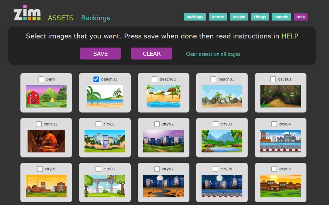 ZIM Kids Creative Coding Tutorials