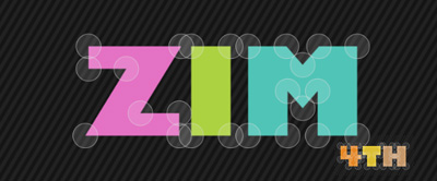 ZIM 4TH Archived Site - JavaScript HTML Canvas Interactive Media Framework powered by CreateJS - ZIMjs