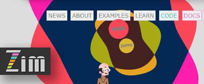 ZIM TEN - JavaScript HTML Canvas Interactive Media Framework powered by CreateJS - ZIMjs